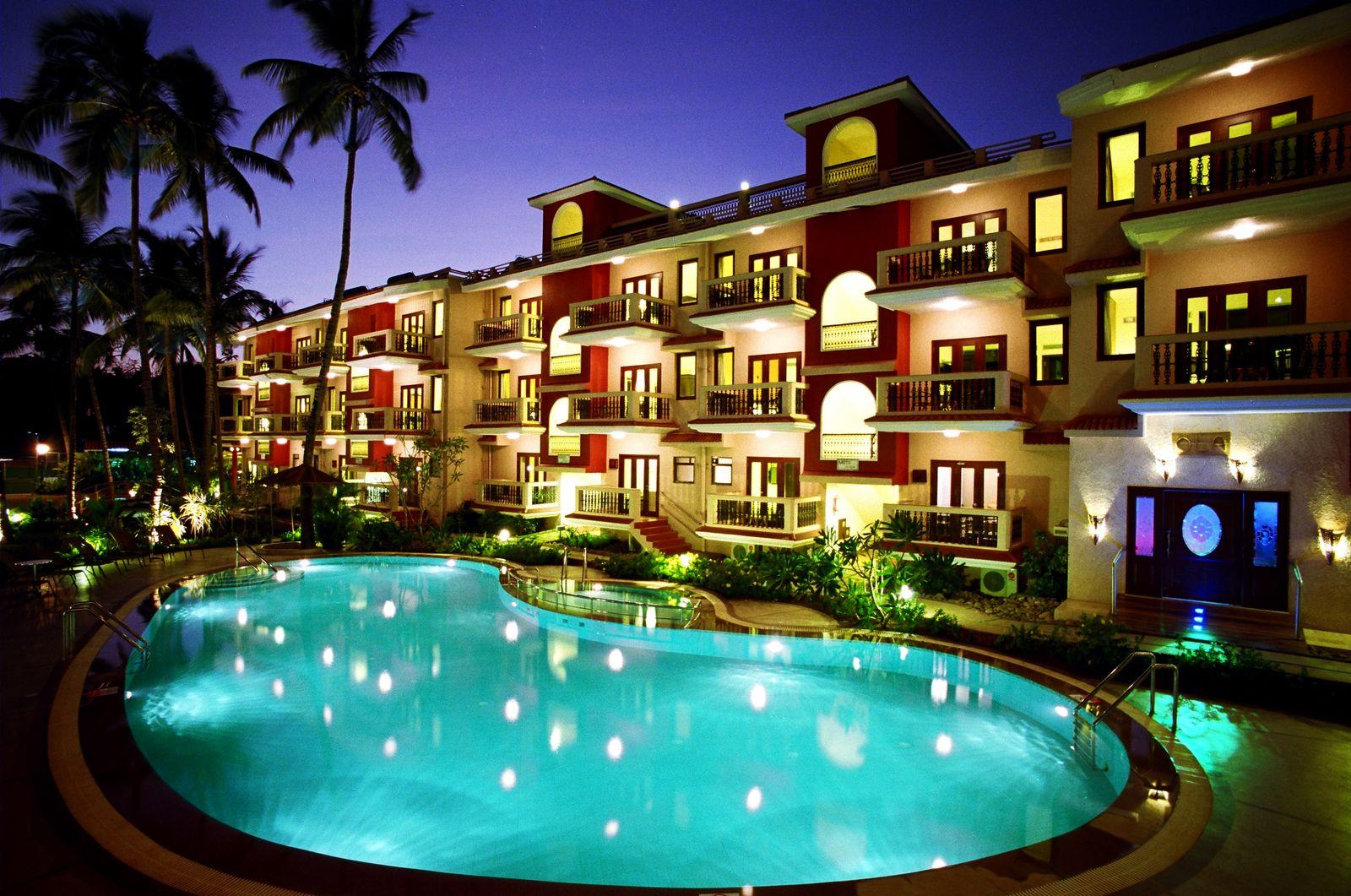 ECHG Asian Hotel