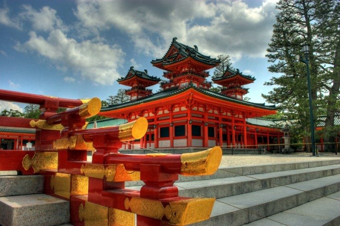 Travel of the Japan - Kyoto
